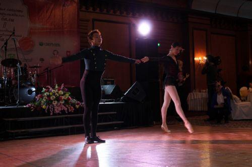 Балетные танцоры