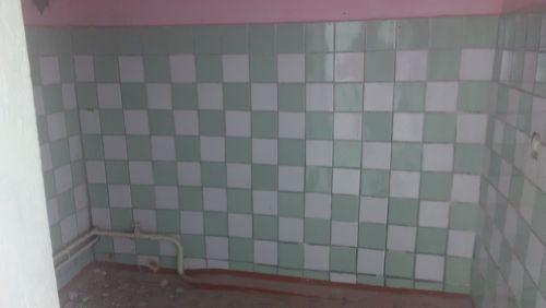 Ванная комната в блоке девочек